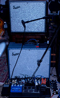 Amped Gallery featuring Supro, Marshall, Vox